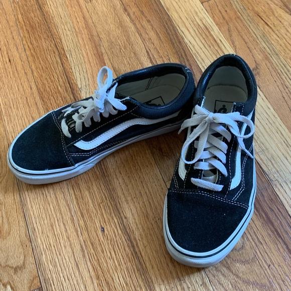 Shoes | Vans Old Skool Black White